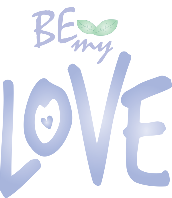 Transparent Valentine's Day Text Font Logo for Valentines for Valentines Day