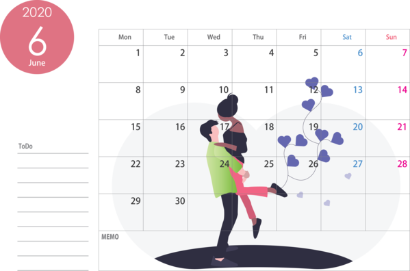 Transparent New Year Line Recreation Games for Printable 2020 Calendar for New Year