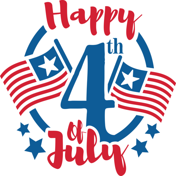 Transparent US Independence Day Font Flag Day (USA) Veterans day for 4th Of July for Us Independence Day