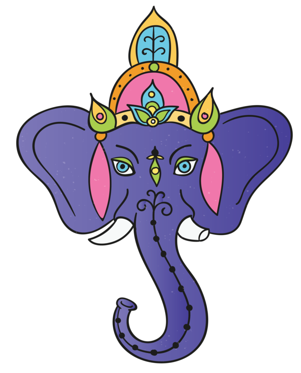 Diwali Indian Elephant Cartoon Character For Happy Diwali For Diwali 3498x4340 Indian elephant ganesha diwali, elephant png. diwali indian elephant cartoon