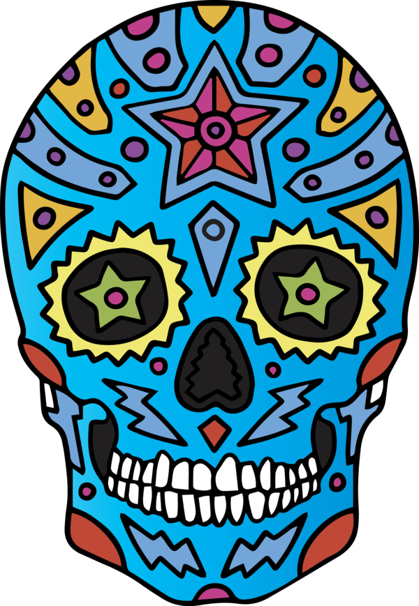 Transparent Cinco de mayo Drawing Day of the Dead Blog for Mexican Skull for Cinco De Mayo