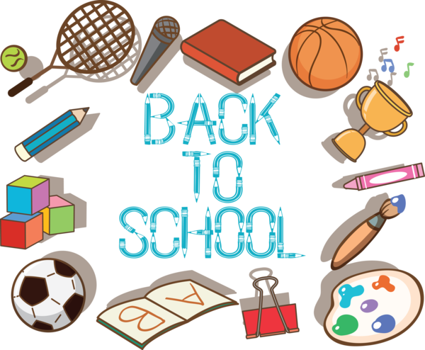 Transparent Back to School School Royalty-free Student for Welcome Back to School for Back To School