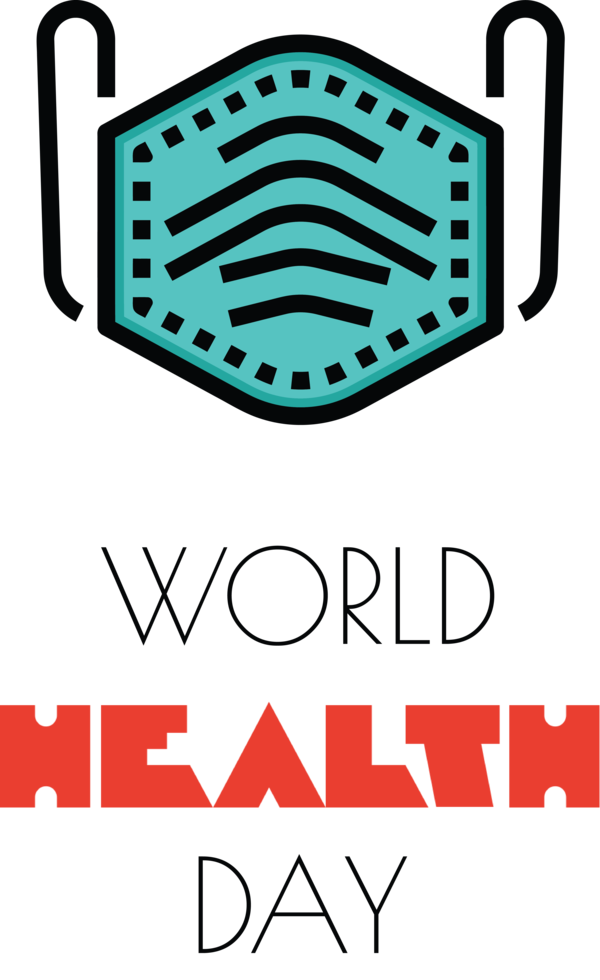 Transparent World Health Day Surgical mask Mask Icon for Health Day for World Health Day