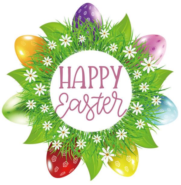 Transparent Easter Christmas Day Computer Computer graphics for Easter Day for Easter