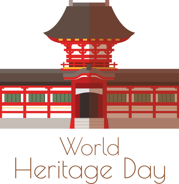 Transparent International Day For Monuments and Sites Design Chinese architecture Façade for World Heritage Day for International Day For Monuments And Sites